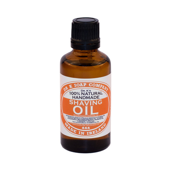 Dr K Soap Company Shaving Oil 50ml
