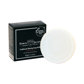 Edwin Jagger Traditional Shaving Soap Sandalwood 65g - Refill