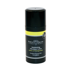Edwin Jagger Moisturising Aftershave Lotion Limes and Pomegranate - 100ml
