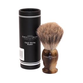 Edwin Jagger Best Badger Shaving Brush - Medium Imitation Light Horn