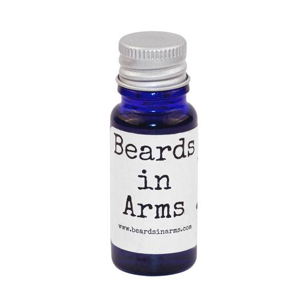 Beard in Arms 10mL Bottle Front