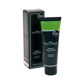 Edwin Jagger Premium Shaving Cream - Aloe Vera 75ml