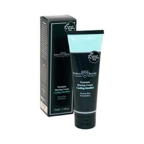 Edwin Jagger Premium Shaving Cream - Cooling Menthol 75 ml