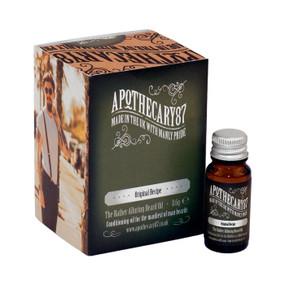 Apothecary87 The Original Recipe Beard Oil 10ml Unboxed