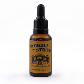 Stubble and Strife Beard Oil 30ml