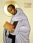 Saint John of the Cross - Gold