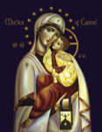 Our Lady of Mount Carmel-Blue