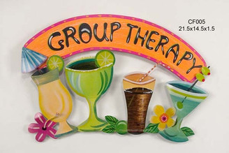 Group Therapy Sign