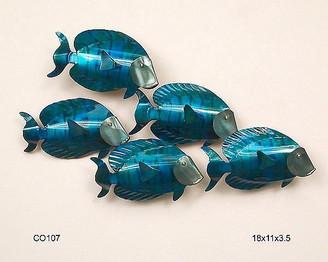 Blue Tangs 5 Fish