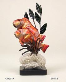Clownfish W/Sea Anemone