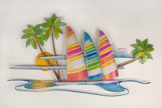 Hobie Cats Wall Art