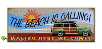 The Beach is Calling!