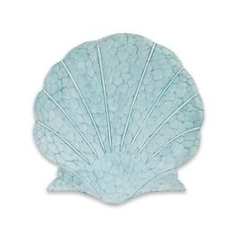 Scallop Shell Aqua CW136