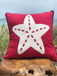 Starfish Pillow Indoor