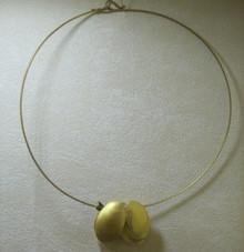 Doretta Tonti K22 gold neclace
