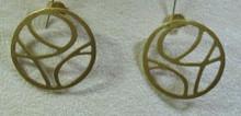 Sarina Gold earings K18 GE95