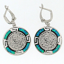 Opal and Silver 925 earings OE5575