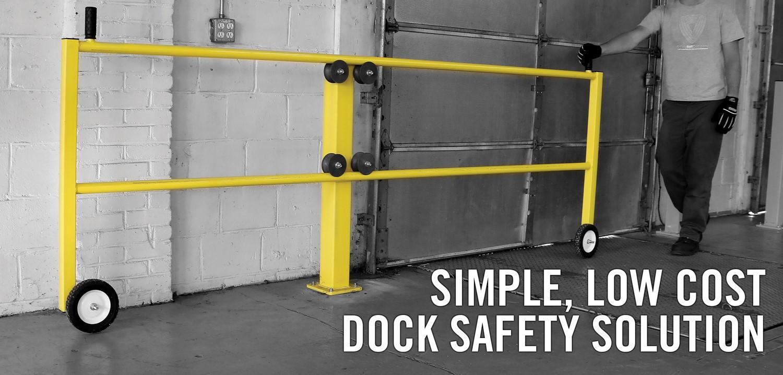 Industrial Safety Gate | OSHA Safety Gate | Industrial ...