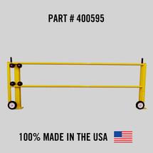 12' Roller Gate