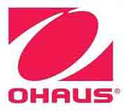 Ohaus Scales