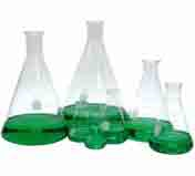 Flasks, Beakers, Pipettes, & Graduated Cylinders