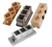 Concrete Cube Molds and Accessories