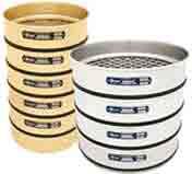 200mm Diameter ISO Test Sieves