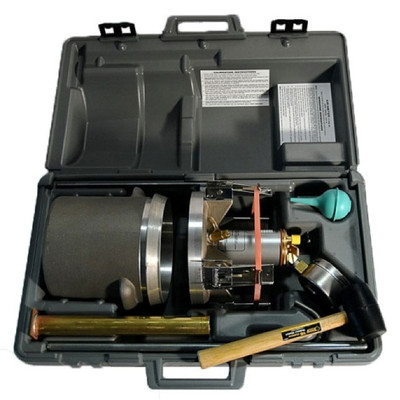 Concrete Air Meter Kit with Rubber Mallet