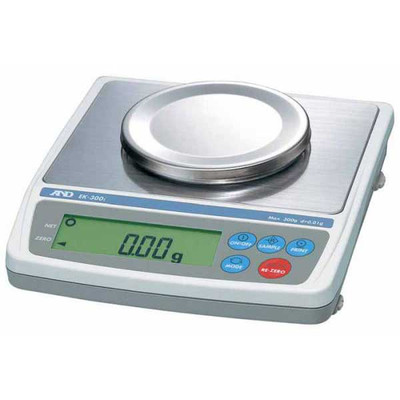 A&D Weighing EK-200i Everest Compact Balance, 200g x 0.01g