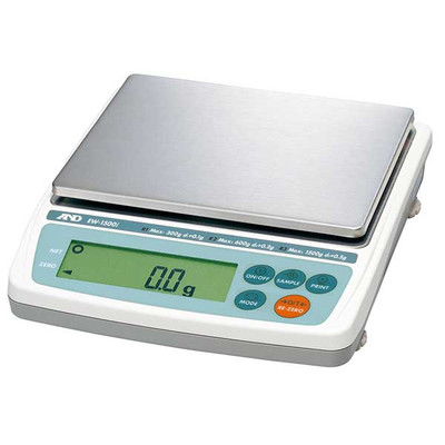 A&D Weighing EK-600i Everest Compact Balance, 600g x 0.1g