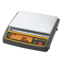 A&D Weighing EK-12KEP Everest Compact Balance, 12000g x 1g