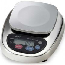 A&D Weighing HL-3000WP Bench Scale, 3000g x 1g