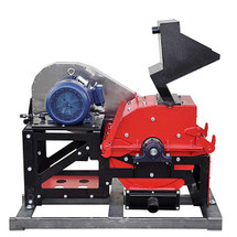 Portable Hammermill Crusher, 30hp Gasoline Engine