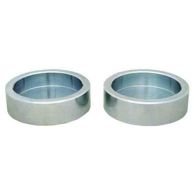 """4"""" Unbonded Capping Steel Retainer Ring (Set of 2)"""