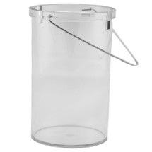1000ml Plastic Clear Container for Marcy Pulp Density Scale