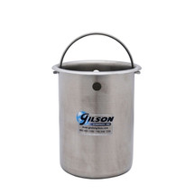 1000ml Stainless Container for Marcy Pulp Density Scale