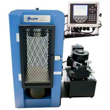300K Concrete Compression Testing Machine