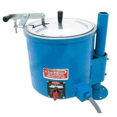 4qt Asphalt Dispenser Melting Pot