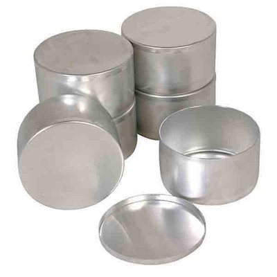 Aluminum S&le Containers 1.5oz Pkg 12  sc 1 st  Certified Material Testing Products & Aluminum Sample Containers 1.5oz Pkg 12 - Certified Material ...