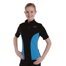 HYDRO-FIT Short Sleeve Warmup Jacket