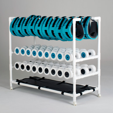 HYDRO-FIT System 18 with WAVE Belts
