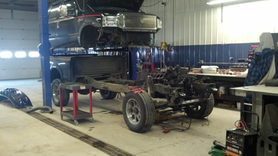 6.0 powerstroke head gasket job?t=1421041017 6 0 powerstroke problems, issues, and fixes little power shop  at bayanpartner.co