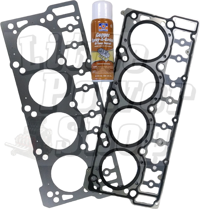 Ford 60 powerstroke cylinder head shim gasket kit 60 powerstroke cylinder head shim solutioingenieria Gallery