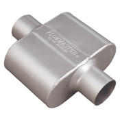 Flowmaster  10 Series Race Muffler - 3.00 Center In / 3.00 Center Out