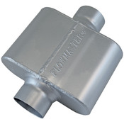 Flowmaster  10 Series Race Muffler - 2.50 Center In / 2.50 Center Out