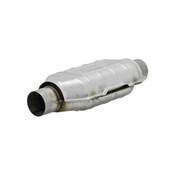 Flowmaster  Catalytic Converter - Universal - 2.50 in. - OBDII - 49 State - Oval