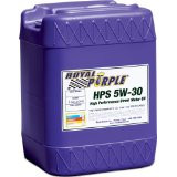 Royal Purple HPS Multi-Grade Motor Oil 5W30 5 Gallon Pail