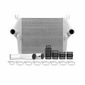 Mishimoto 07.5-09 Dodge 6.7L Cummins Intercooler Kit w/ Pipes (Silver)