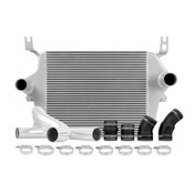 Mishimoto 03-07 Ford 6.0L Powerstroke Intercooler Kit w/ Pipes (Silver)