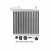 Mishimoto 08-10 Ford Super Duty 6.4L Powerstroke Intercooler Kit (Silver)